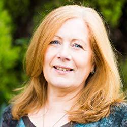 Jacqueline Ward Author Picture