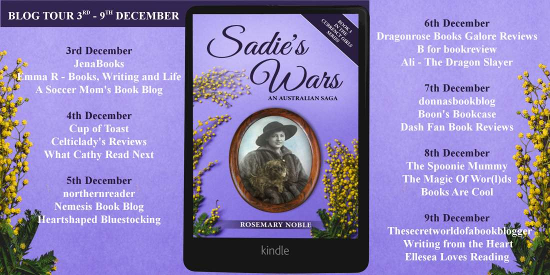 Sadies Wars Full Tour Banner
