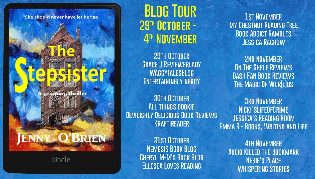 The Stepsister Full Tour Banner