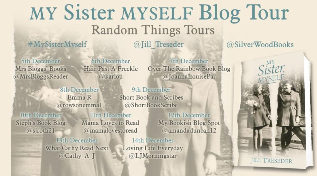 My Sister Myself Blog Tour Poster