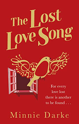 The cover image of The Lost Love Song, by Minnie Darke